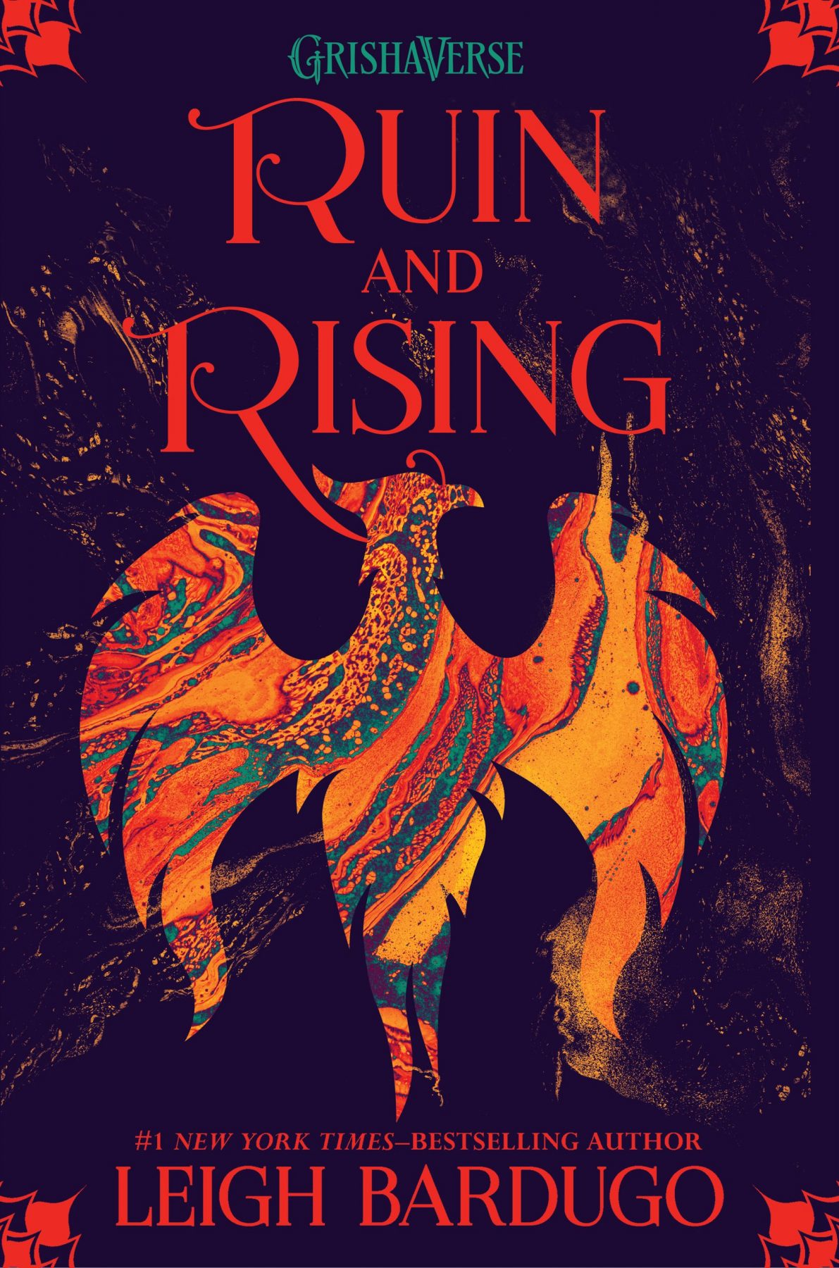 Cover art of RUIN AND RISING